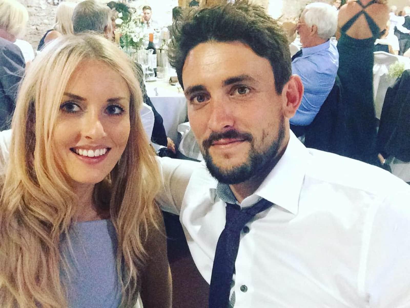 Lisa & Antonio from Torquay, United Kingdom