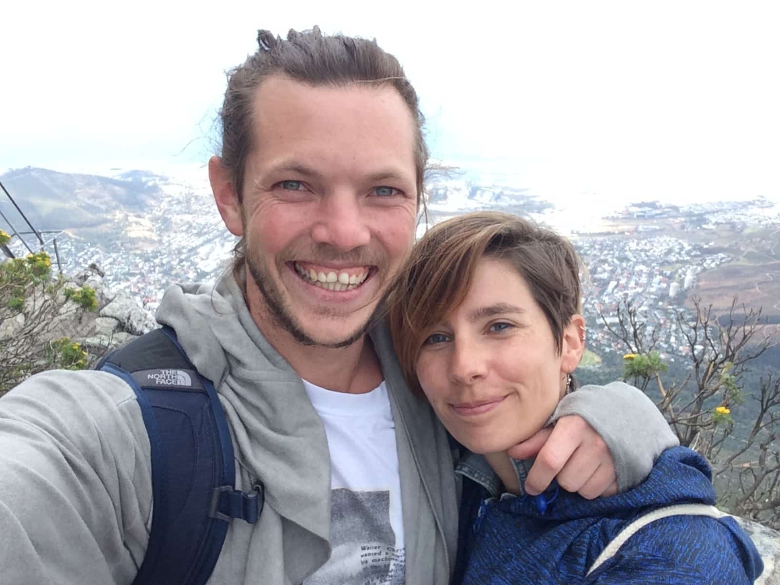 Anna & Troy from Vicenza, Italy