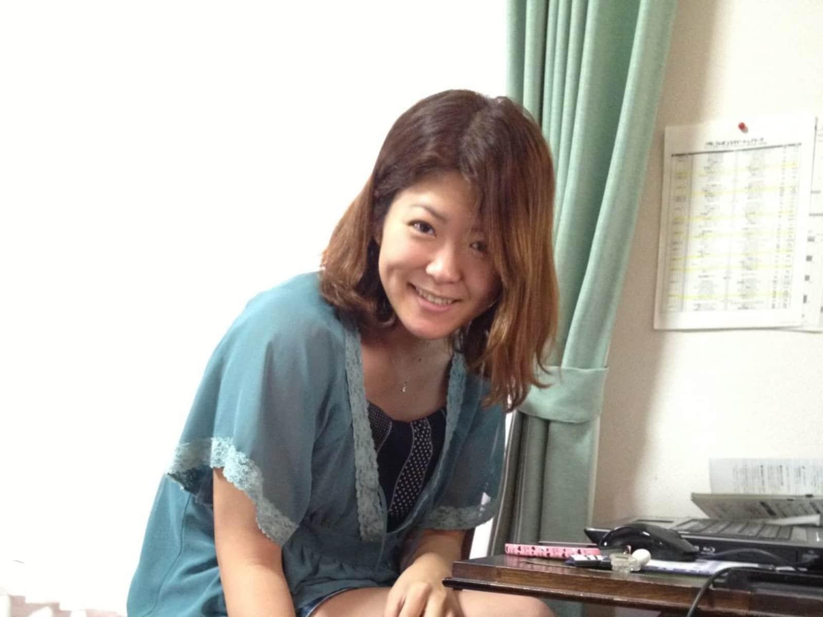 Mariko from Nagoya-shi, Japan
