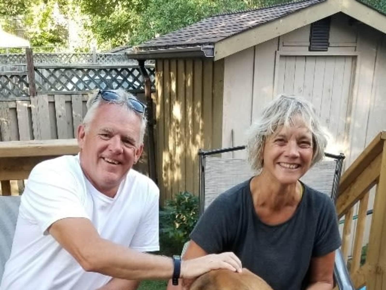 Carolyn & Jeff from Stratford, Ontario, Canada