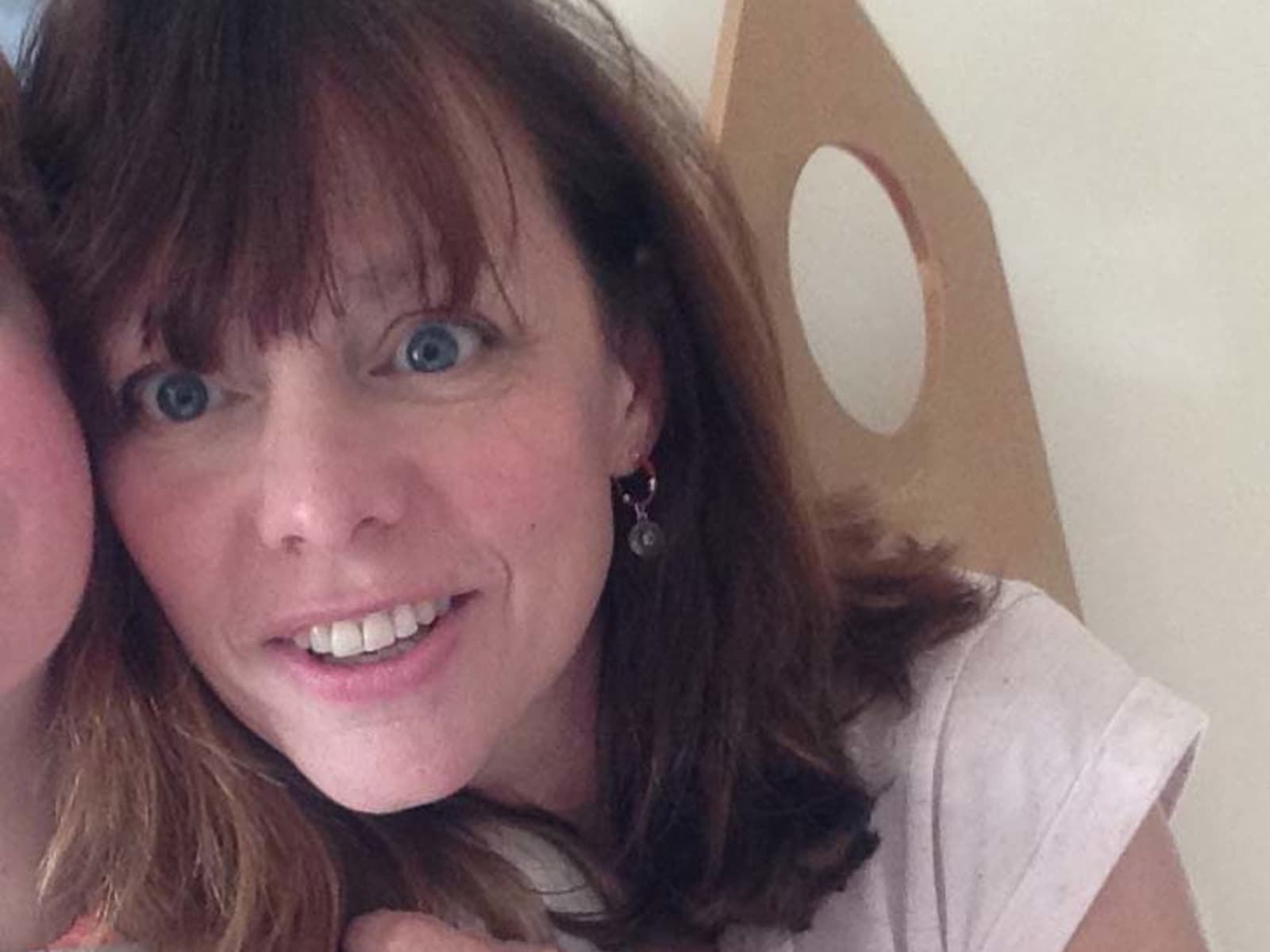 Lisa from Winchester, United Kingdom