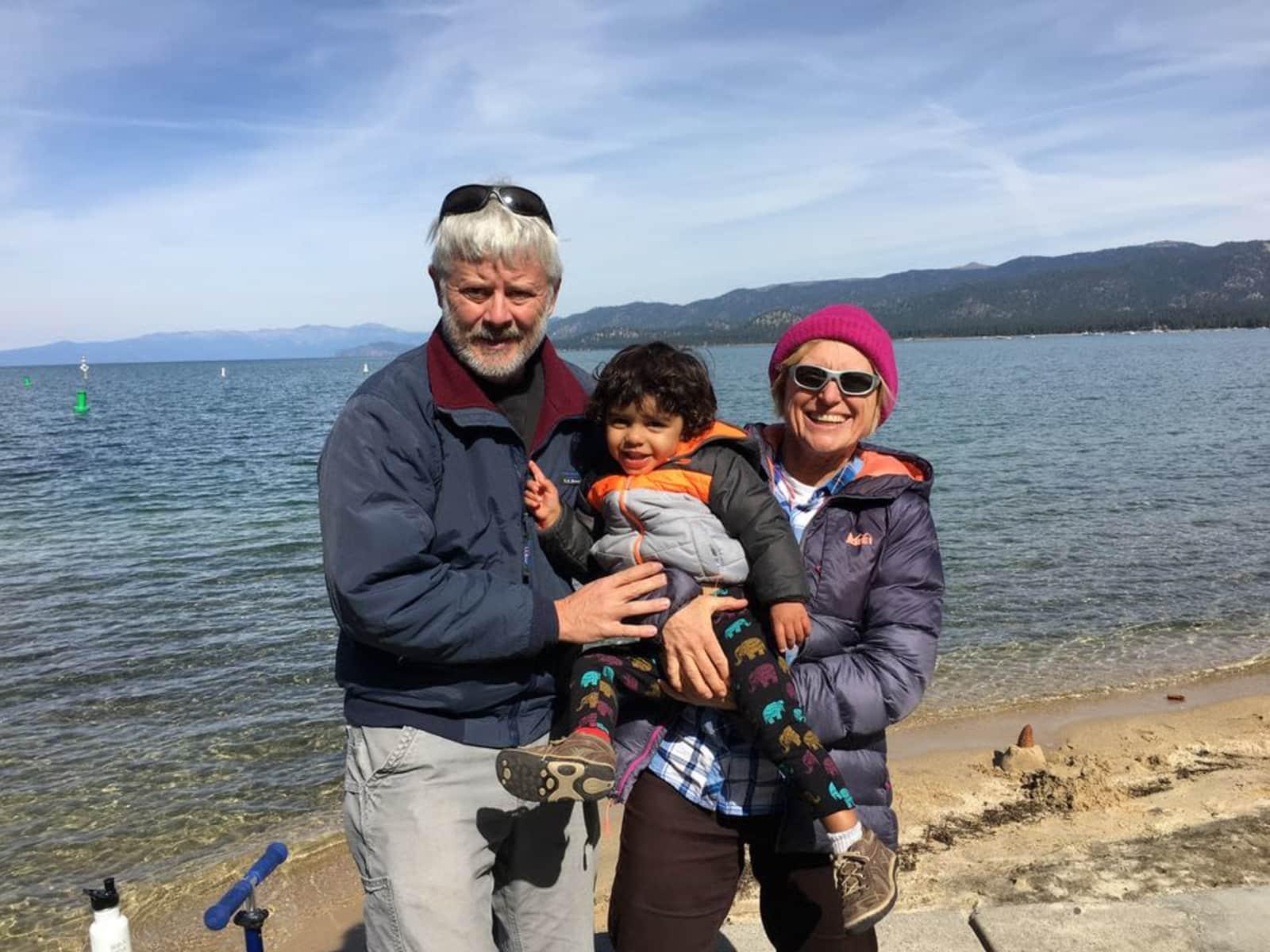 Tom & Cynthia from Berkeley, California, United States