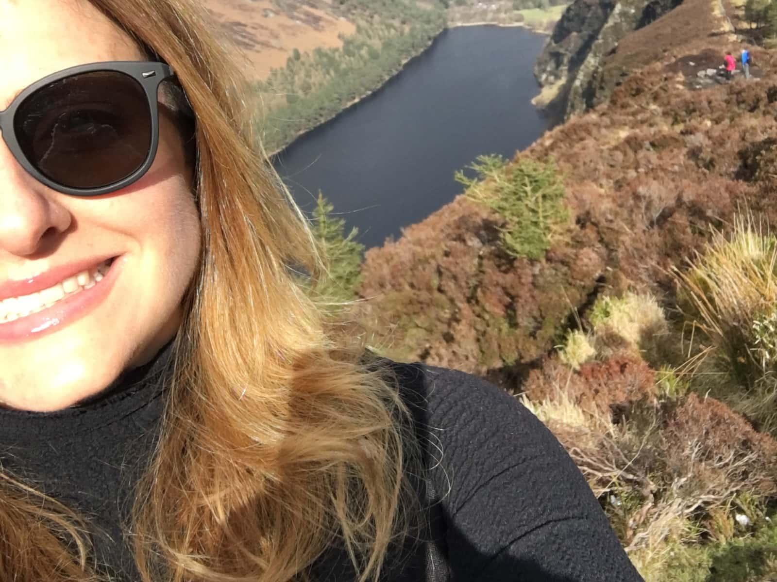 Andrea from Dublin, Ireland