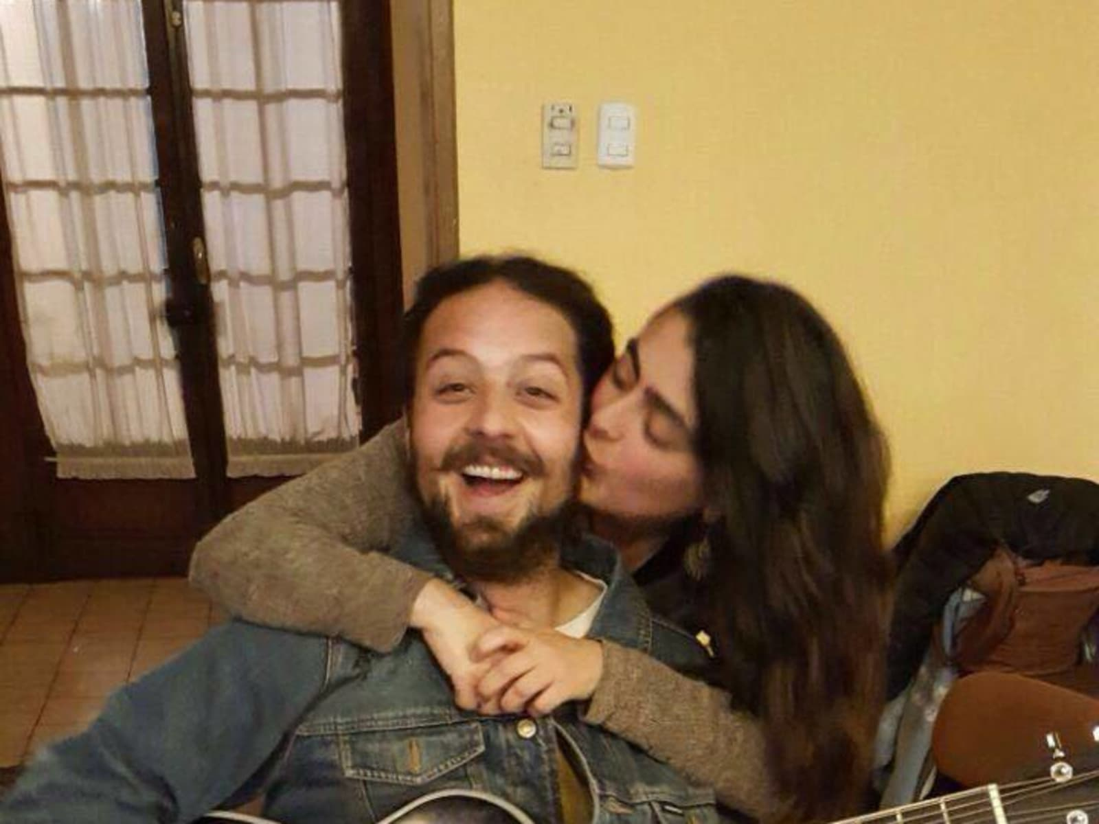 Piera & Ignacio from Madrid, Spain
