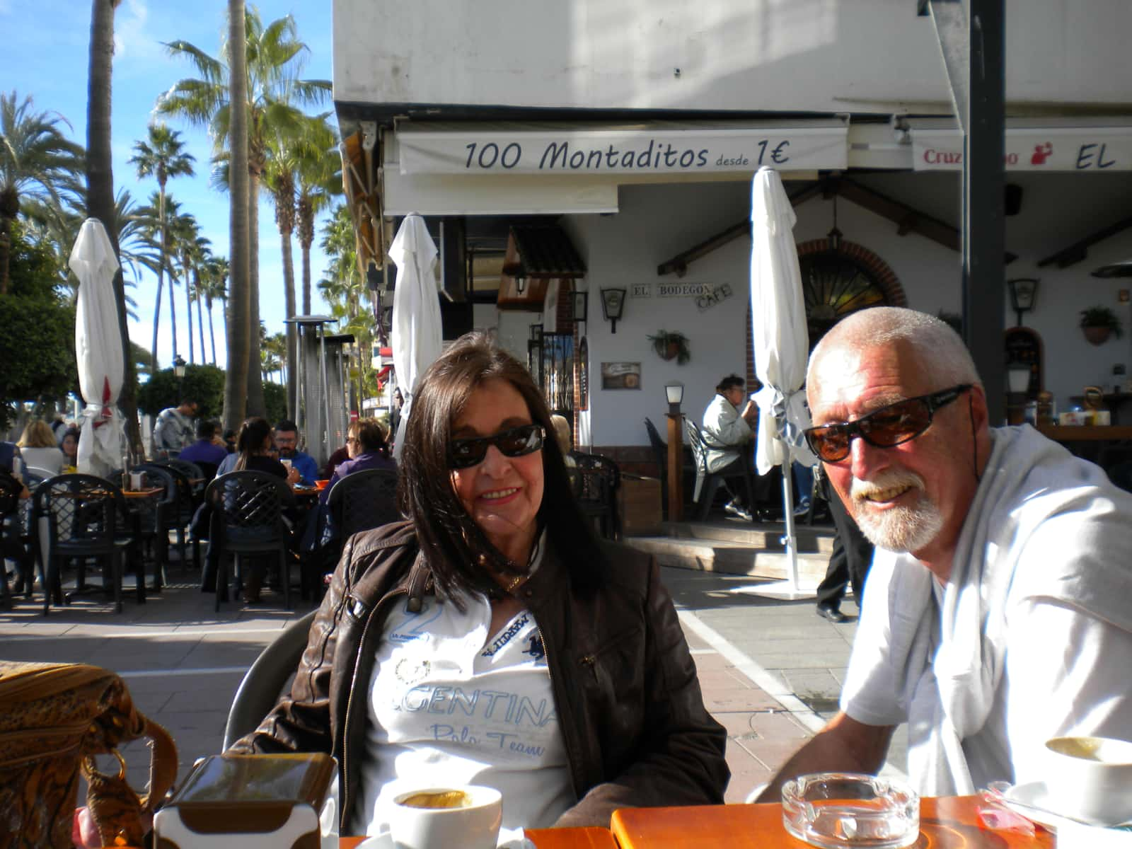 Gisela & Raimund from Aachen, Germany