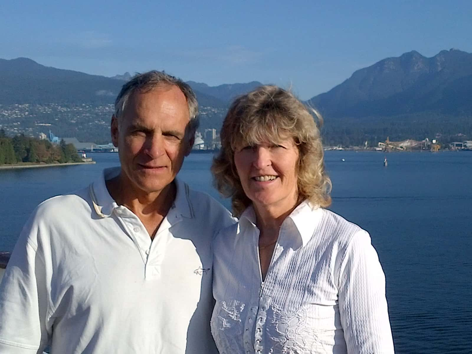 Diane & Dennis from North Vancouver, British Columbia, Canada