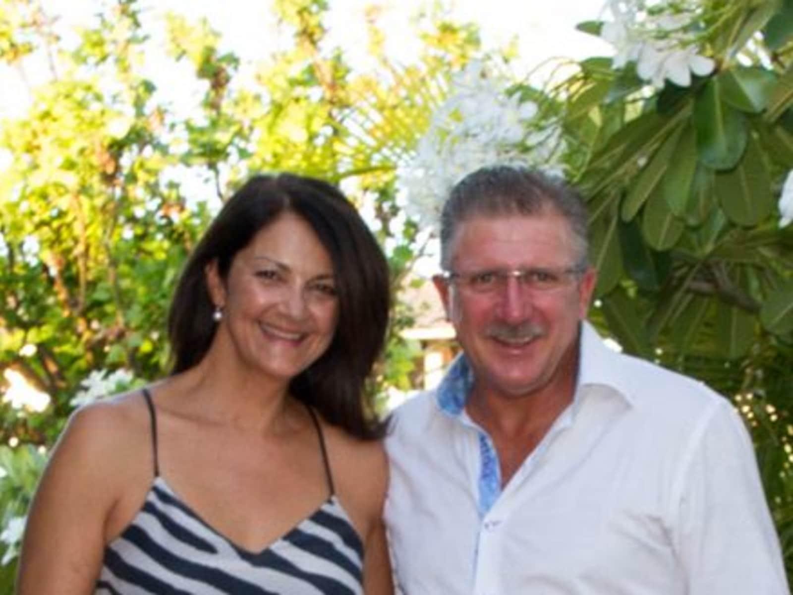 Hilary & Sam from Exmouth, Western Australia, Australia