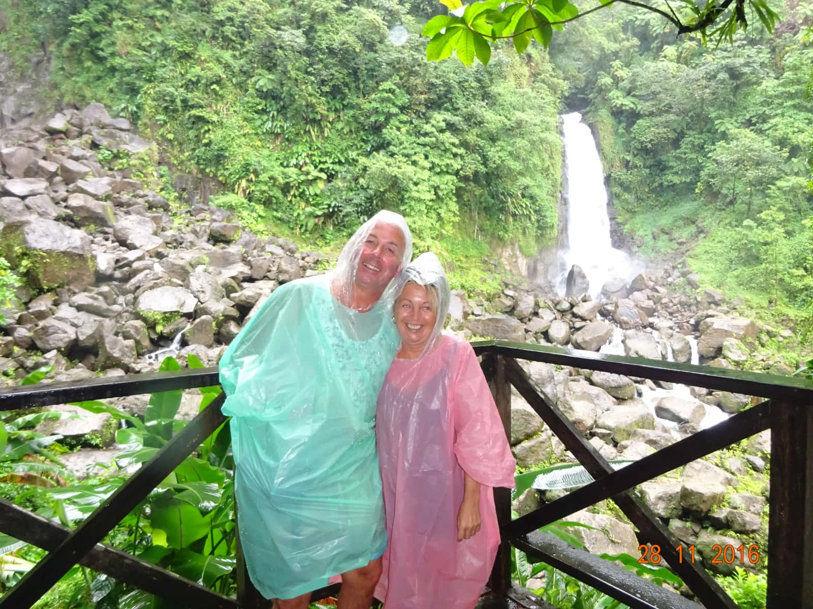 Andy & Bev from Colchester, United Kingdom
