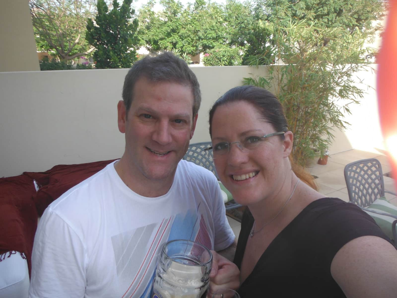 Amanda & David from Dubai, United Arab Emirates