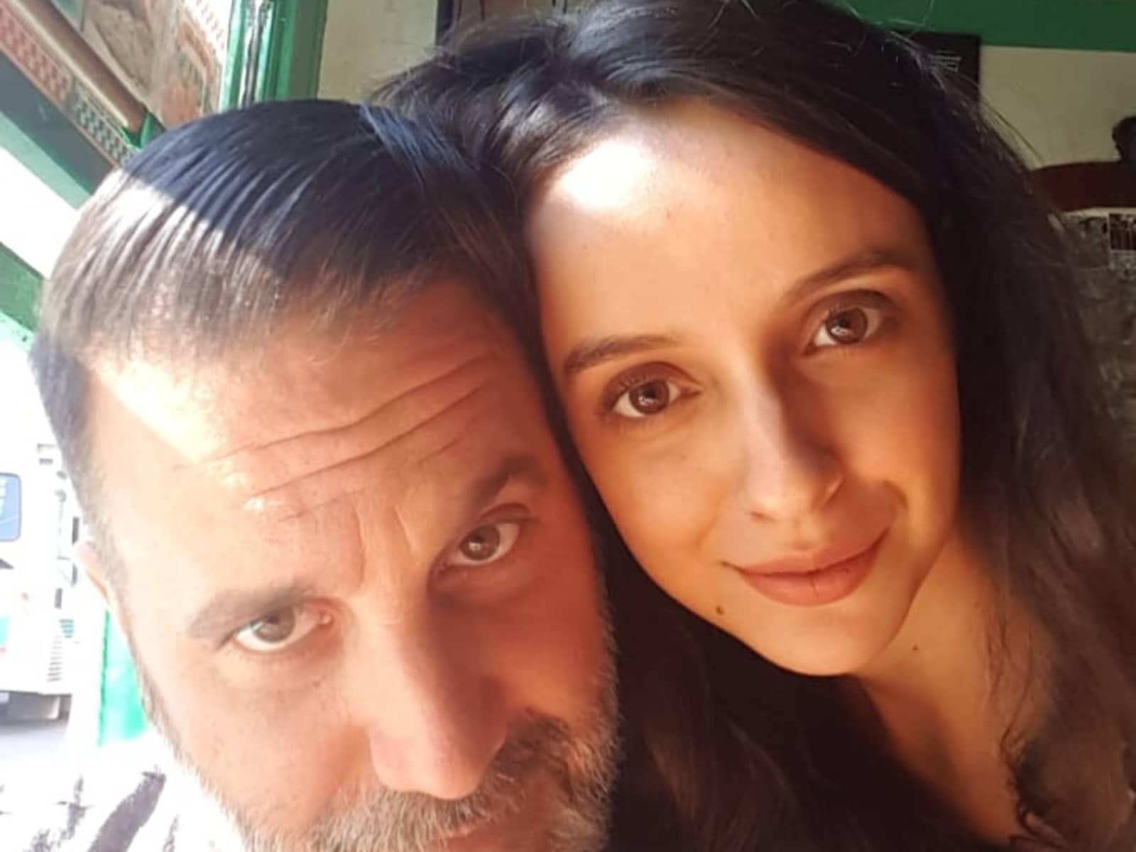 Anthony & Sabrina from Plovdiv, Bulgaria
