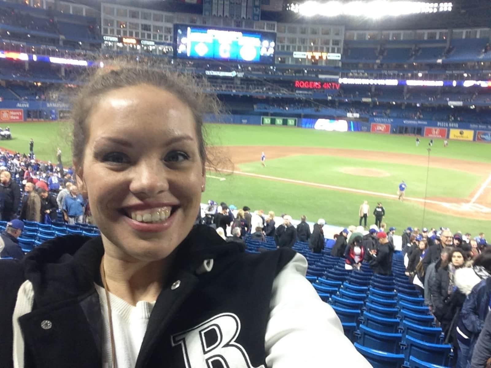 Helen from Toronto, Ontario, Canada