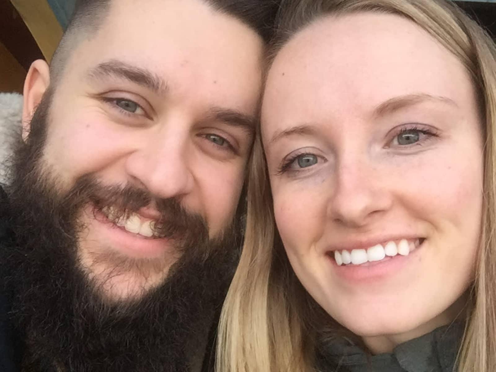 Katelyn & Zack from Saskatoon, Saskatchewan, Canada