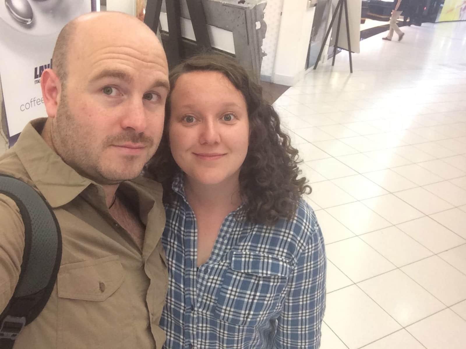 Samuel & Suzannah from Rushden, United Kingdom