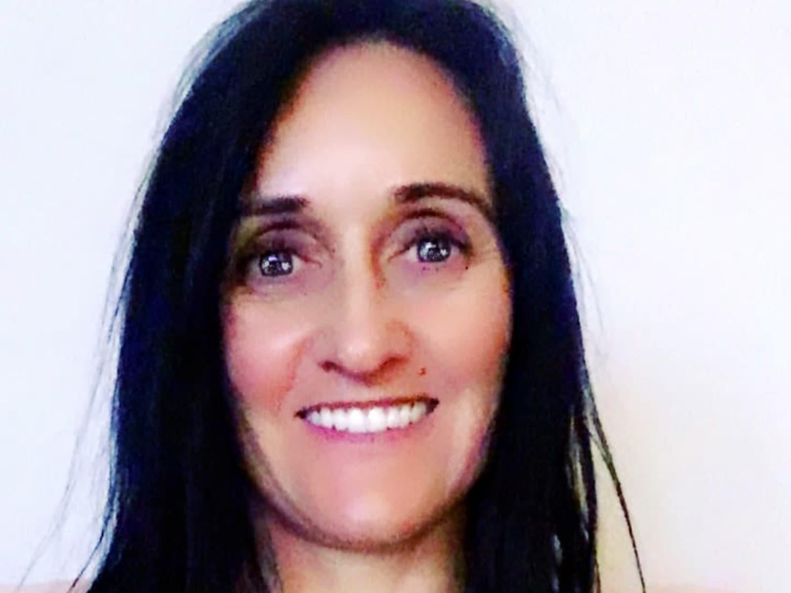Sharon from Melbourne, Victoria, Australia