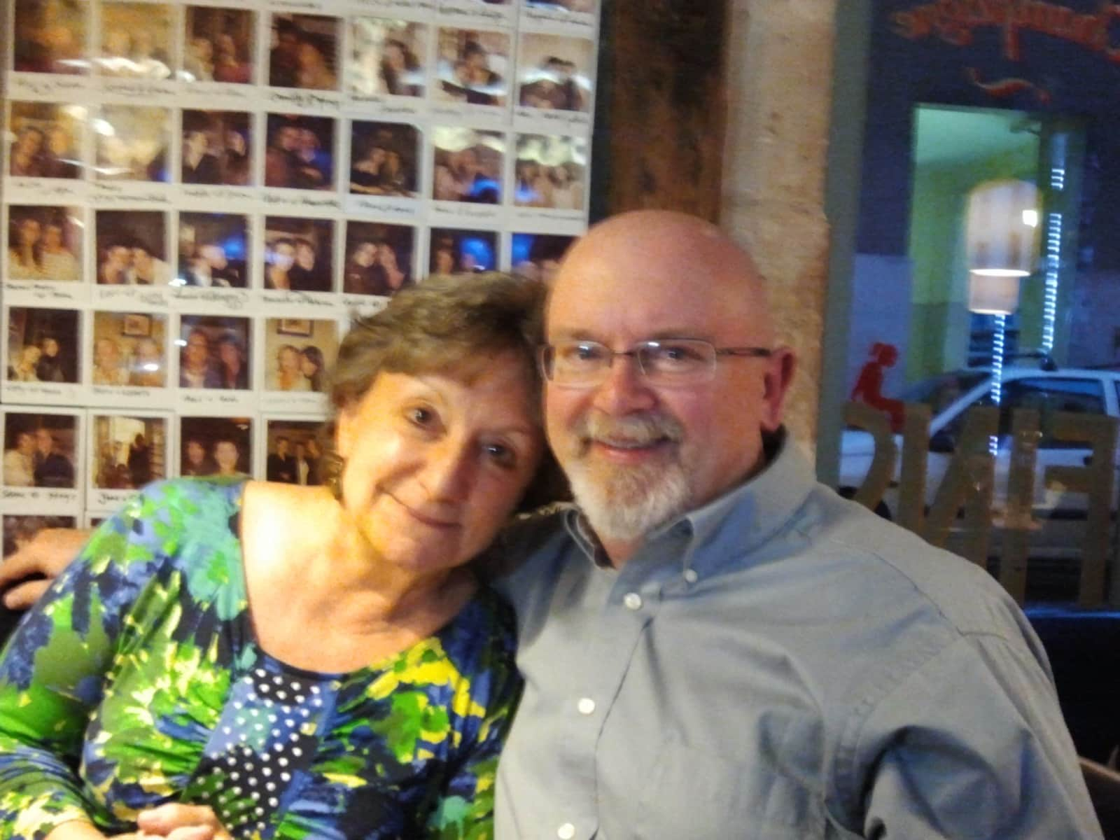 Larry & Cathy from Raleigh, North Carolina, United States