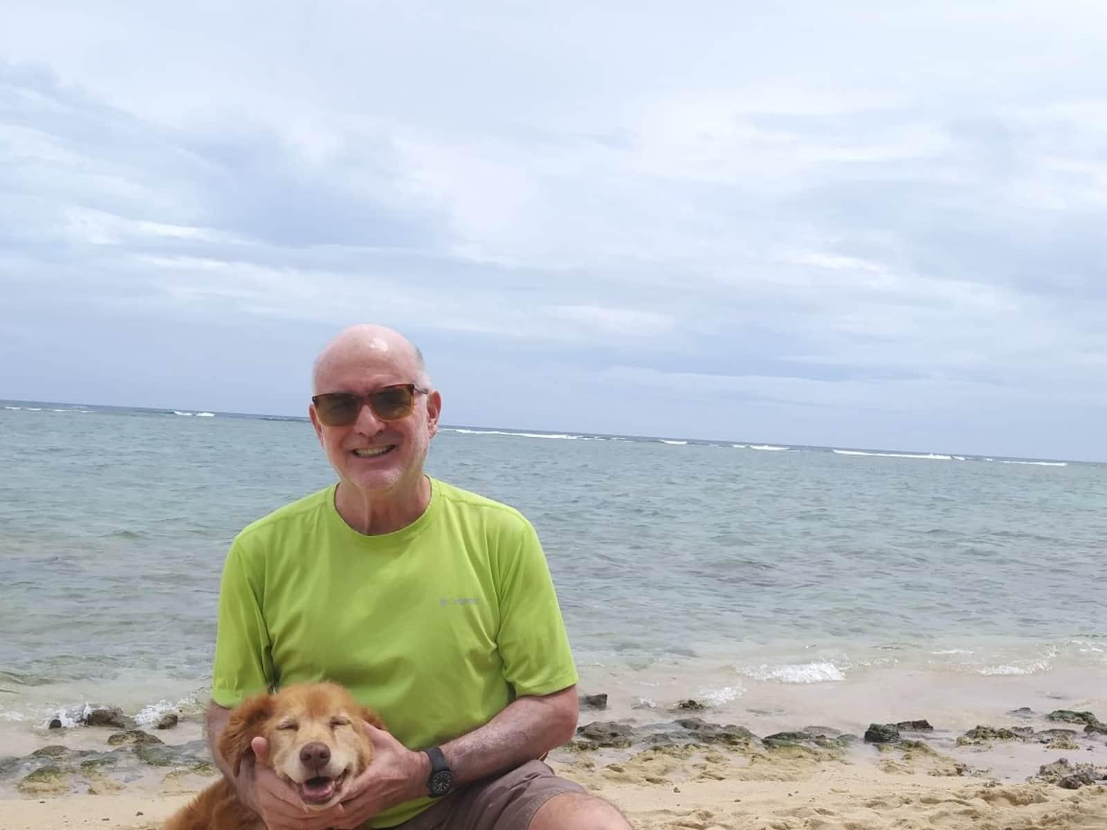 Jim from Honolulu, Hawaii, United States