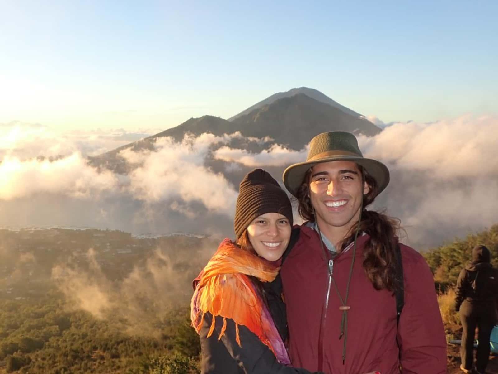 Monica & Michael from Sacramento, California, United States