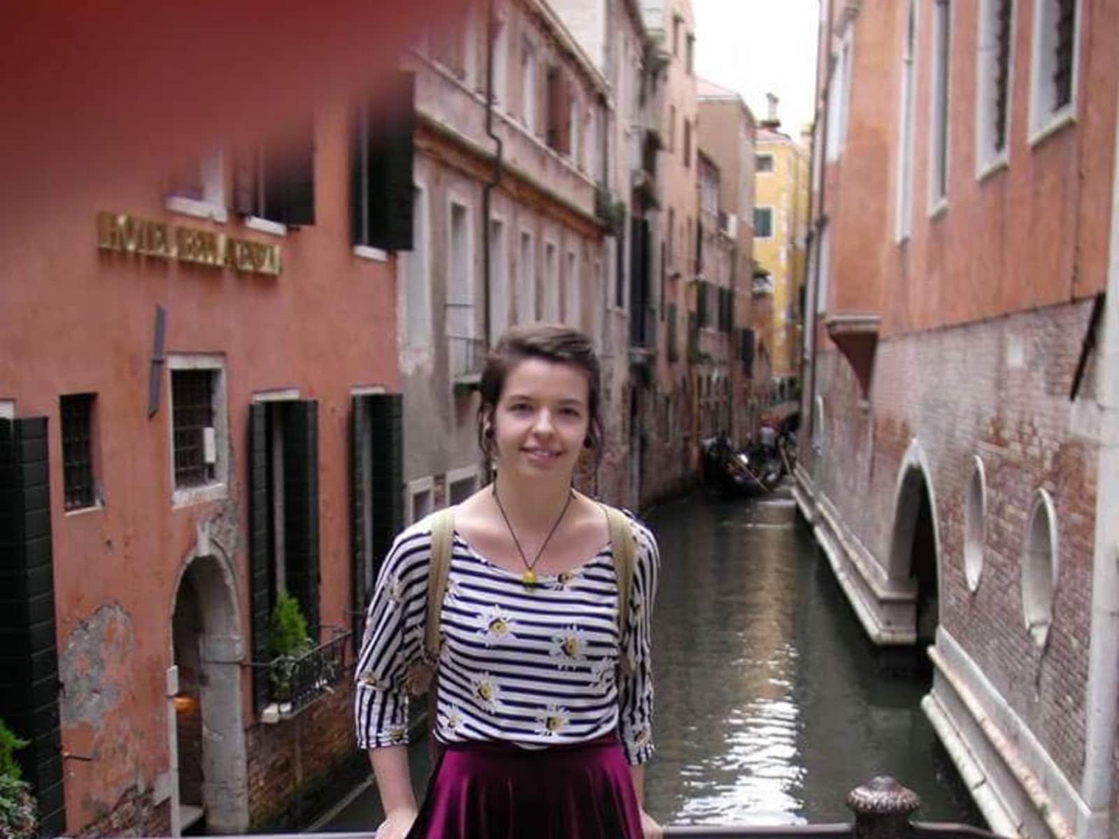 Jenny from Bristol, United Kingdom