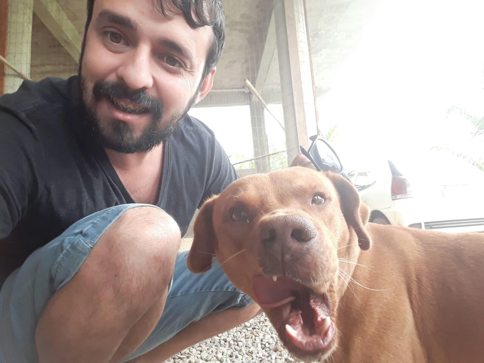 Alexandre from Macaé, Brazil