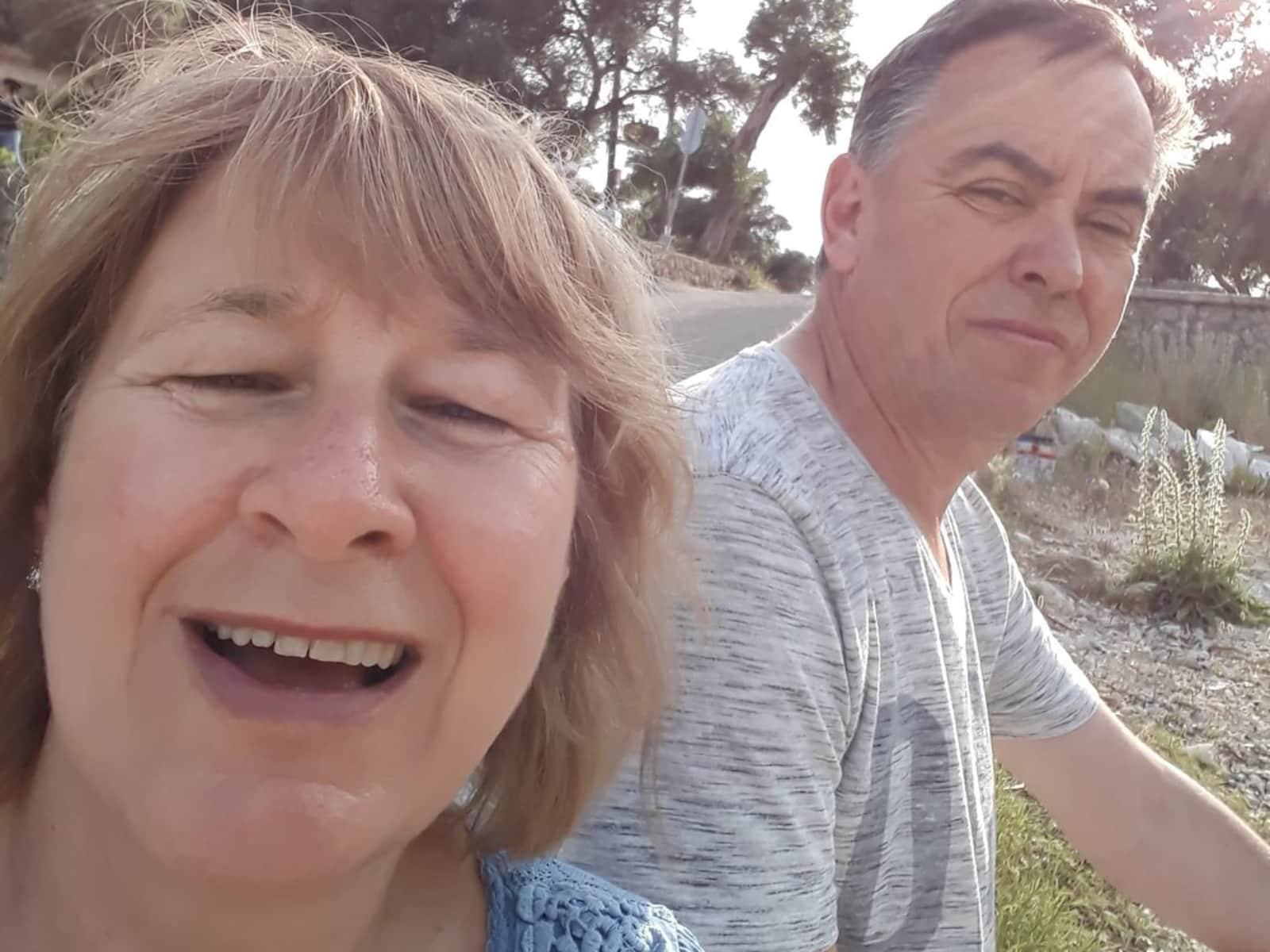 Gwynneth & Darrin from Kendal, United Kingdom