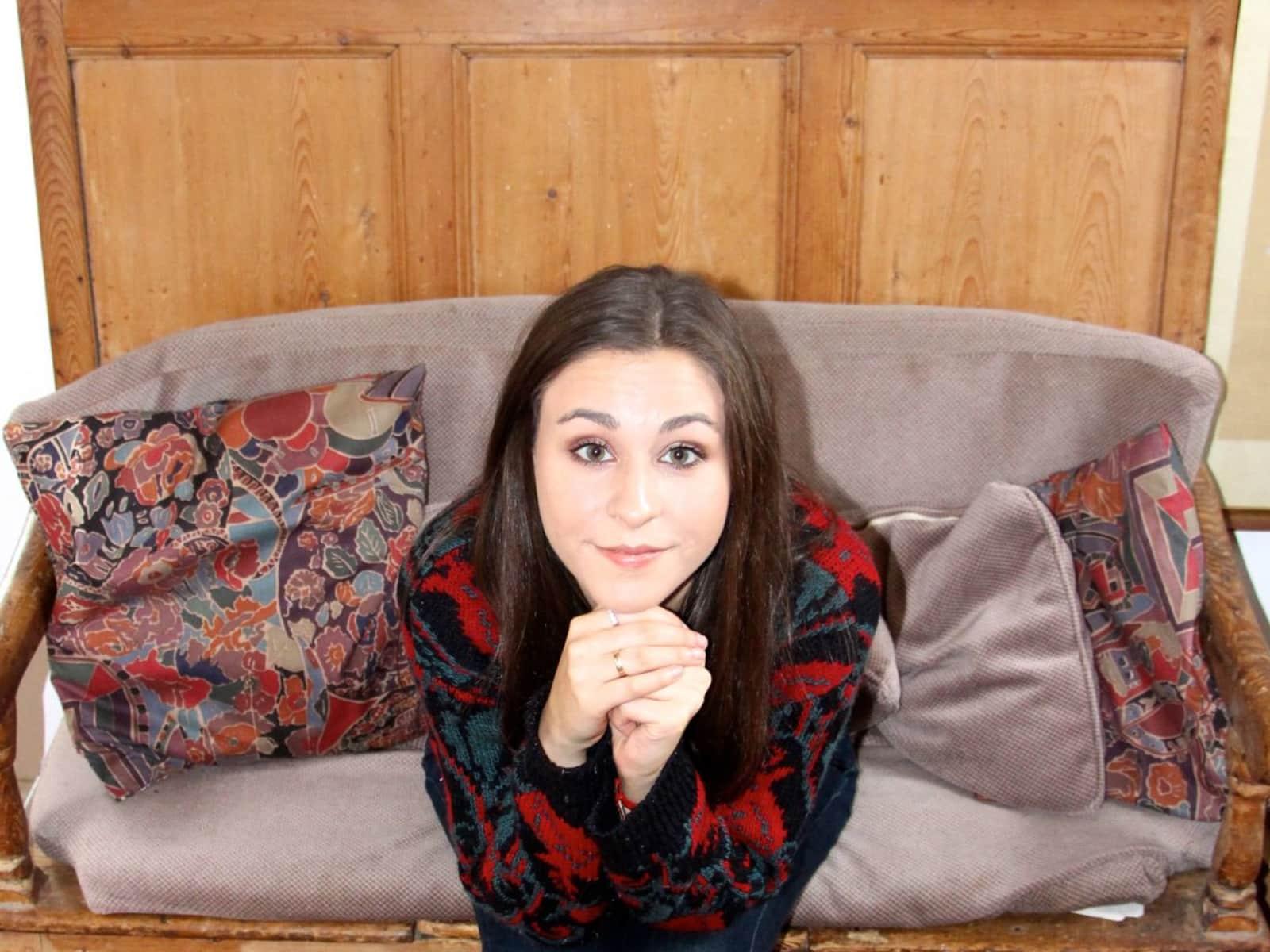 Alethea from Aberystwyth, United Kingdom