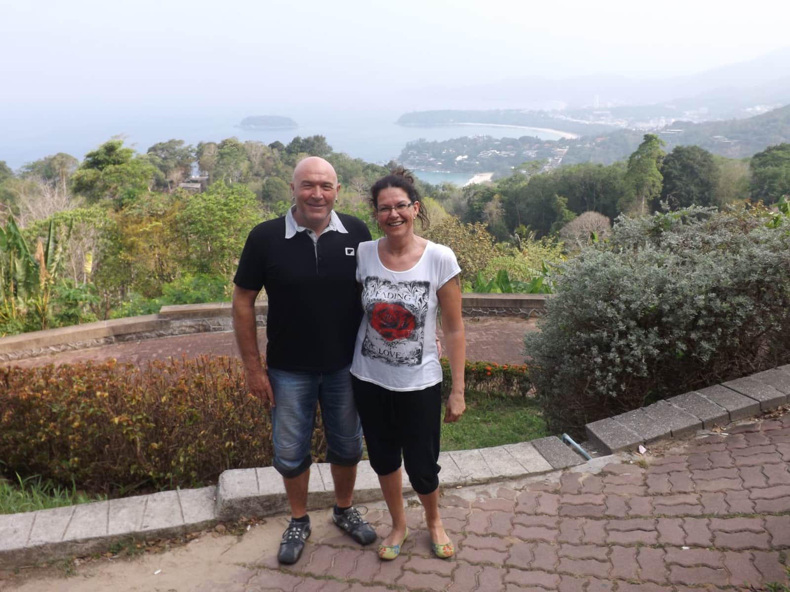 Beate & Uwe from Markdorf, Germany