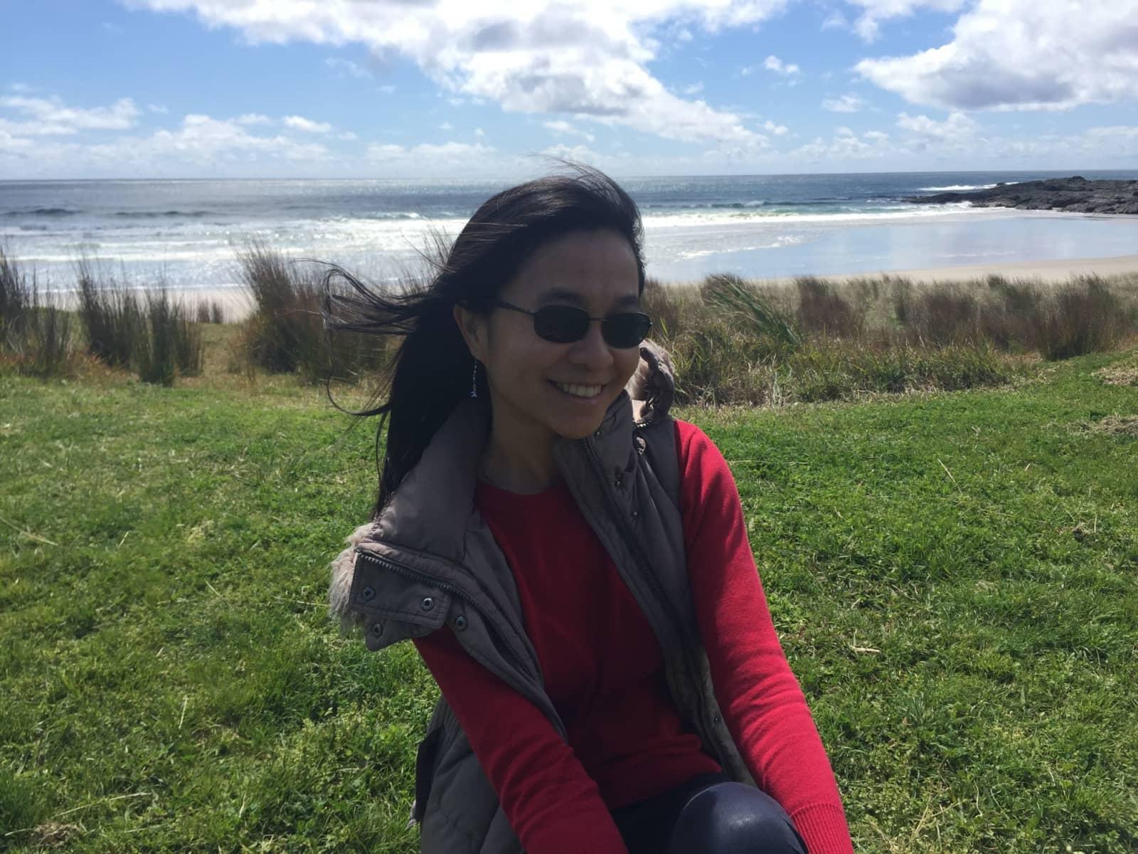 Kn from Wellington, New Zealand