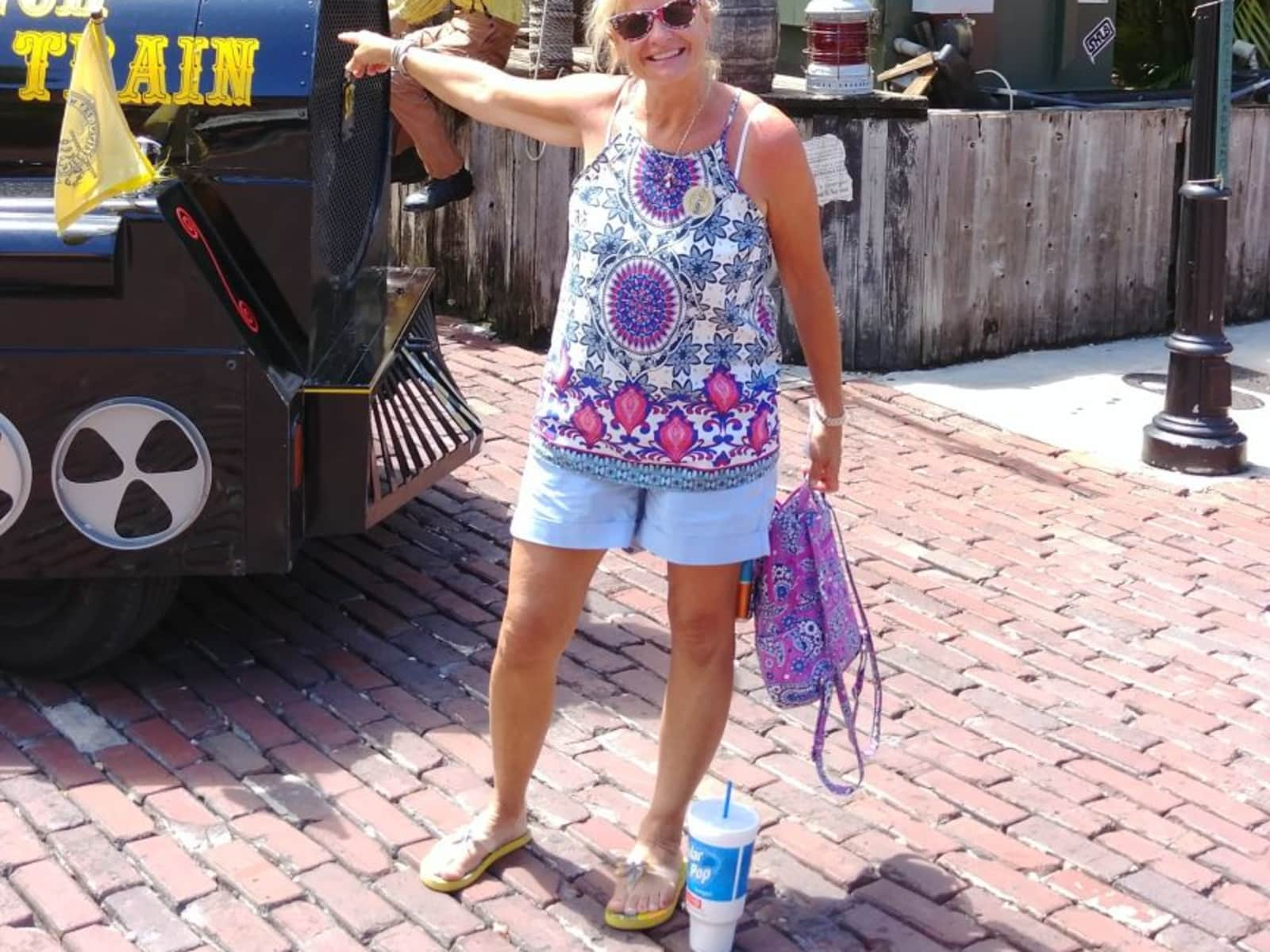 Mary jo from Louisville, Kentucky, United States