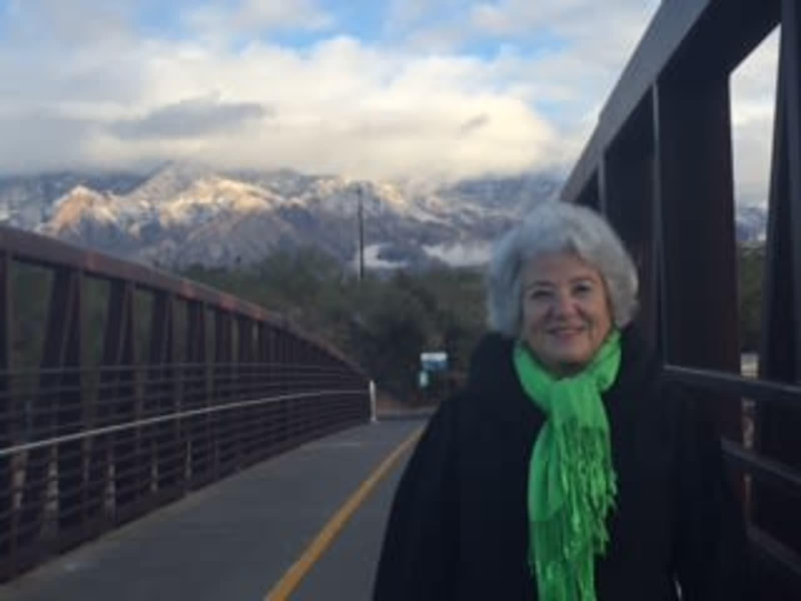 Marie from Tucson, Arizona, United States