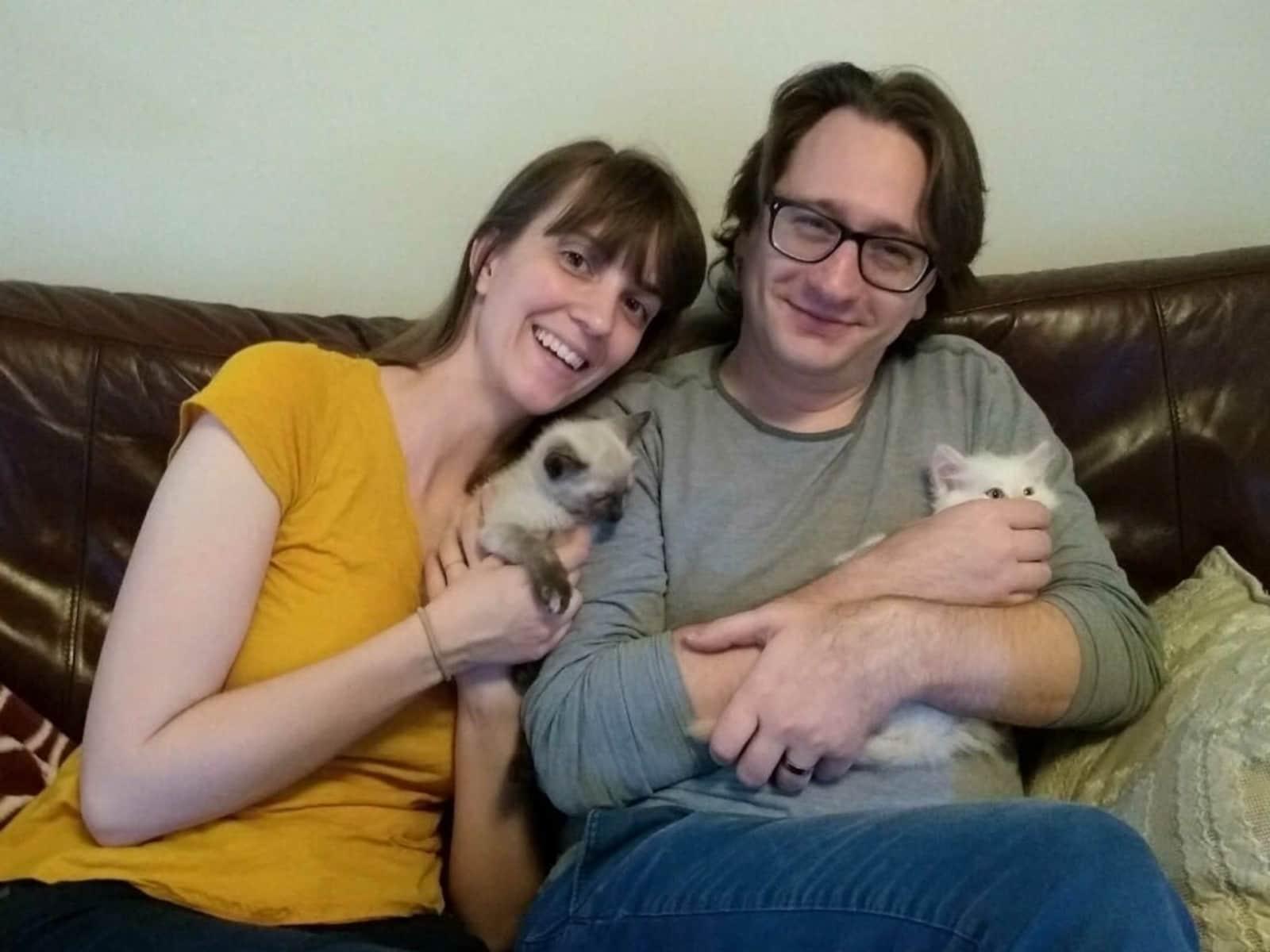 Melinda & Mike from San Antonio, Texas, United States