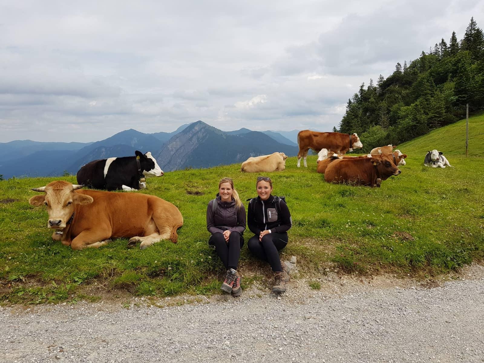 Christina & Anna-chiara from Munich, Germany