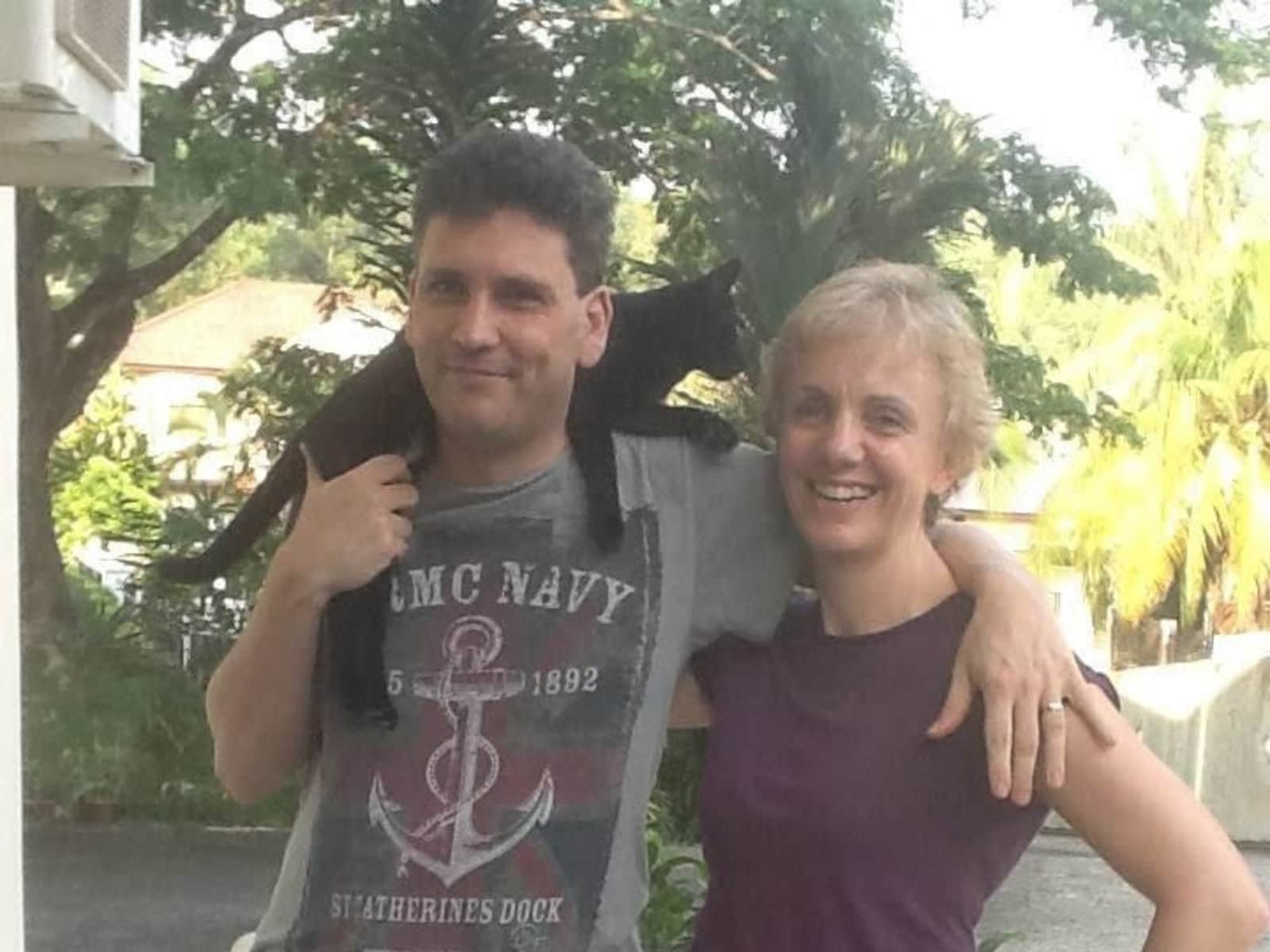 Paul & Christine from Kyle of Lochalsh, United Kingdom