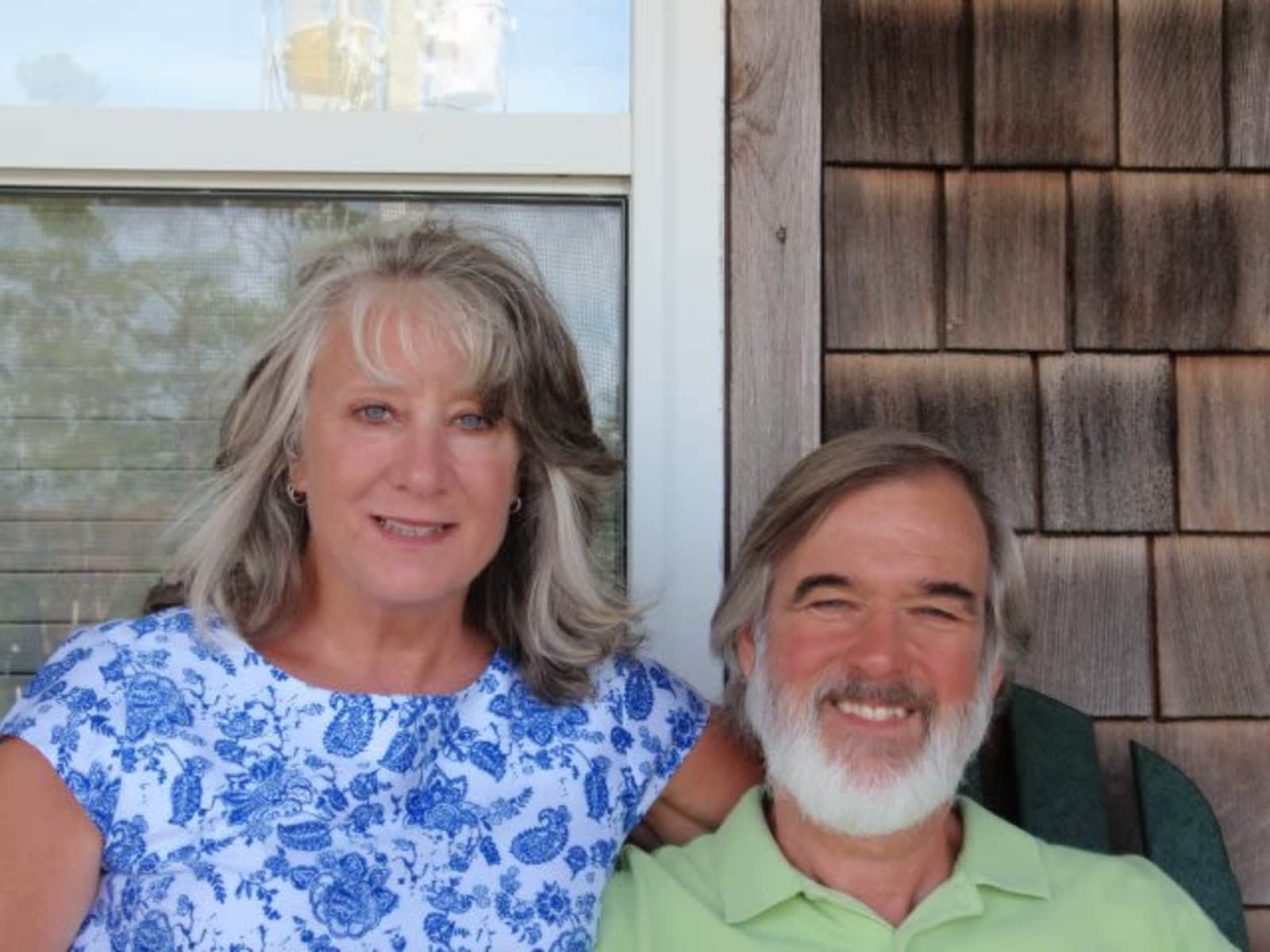 Kathleen & Frank from Boise, Idaho, United States