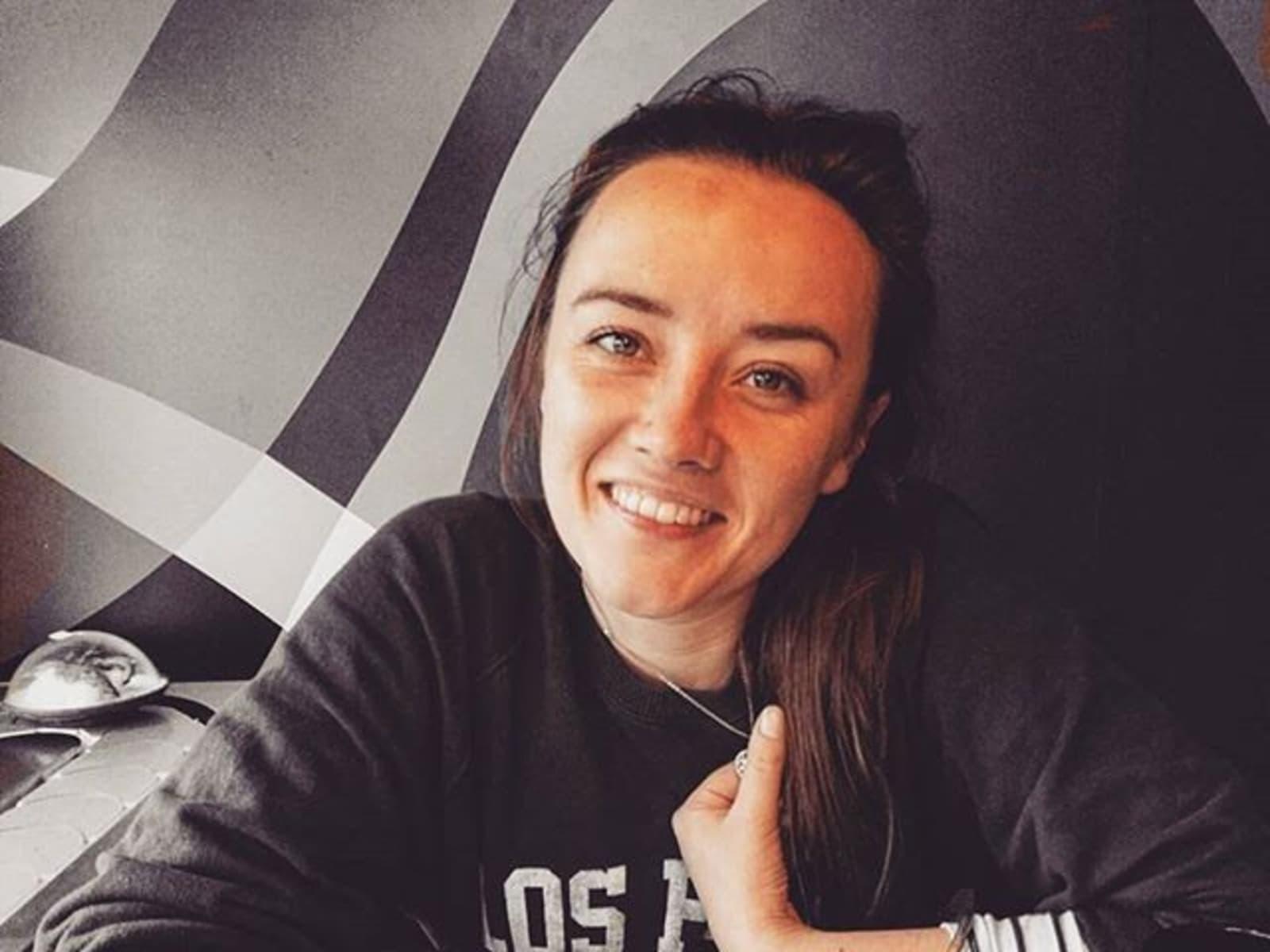 Olivia from Nottingham, United Kingdom
