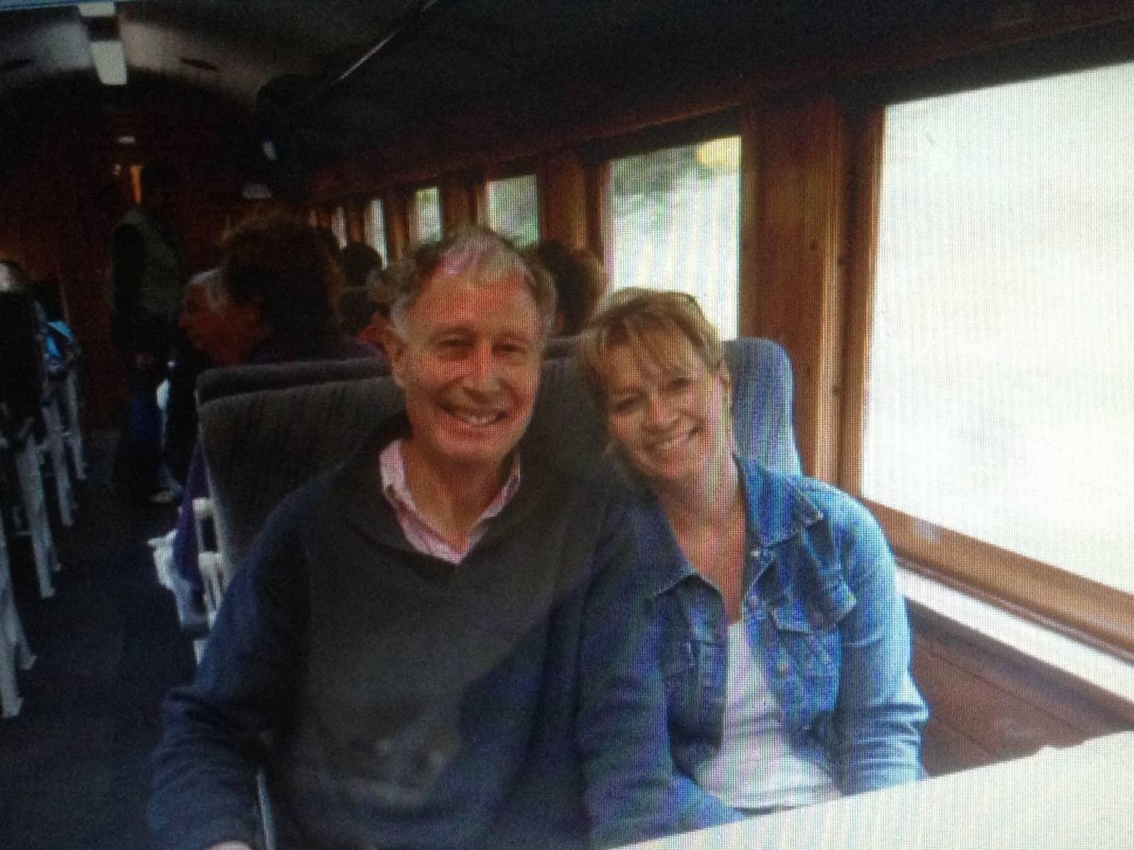 Amanda & Harry from Leatherhead, United Kingdom