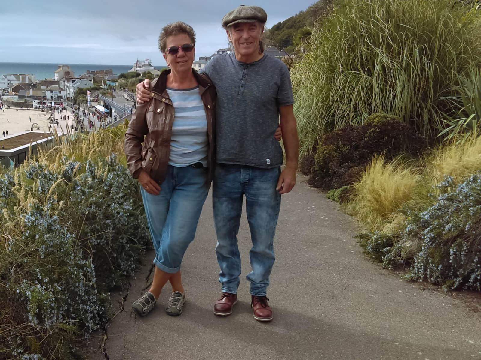 Maria & John from Bridport, United Kingdom