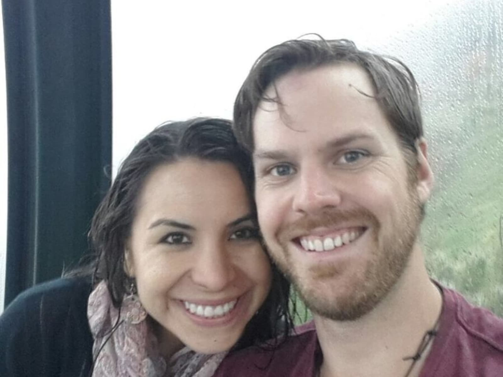 Andrea & Are from Christchurch, New Zealand