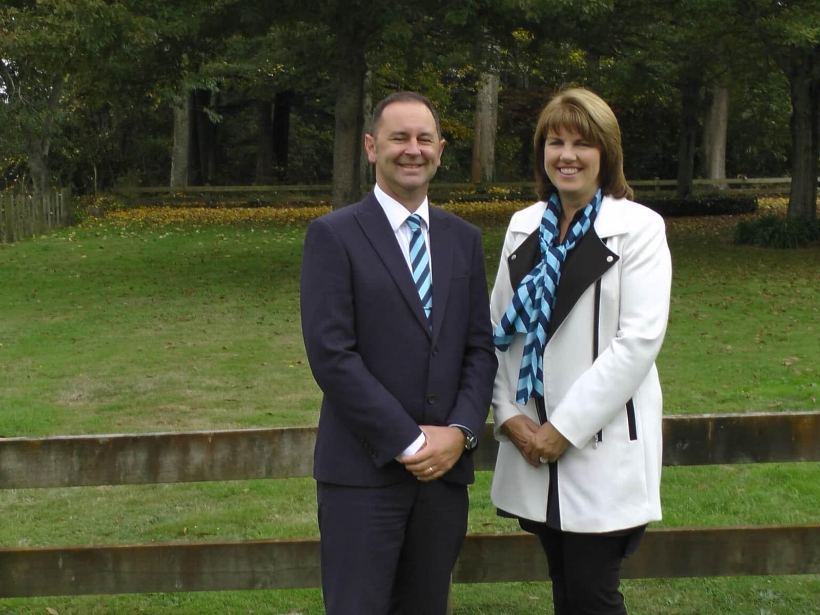 Bobbie & Paul from Hamilton, New Zealand