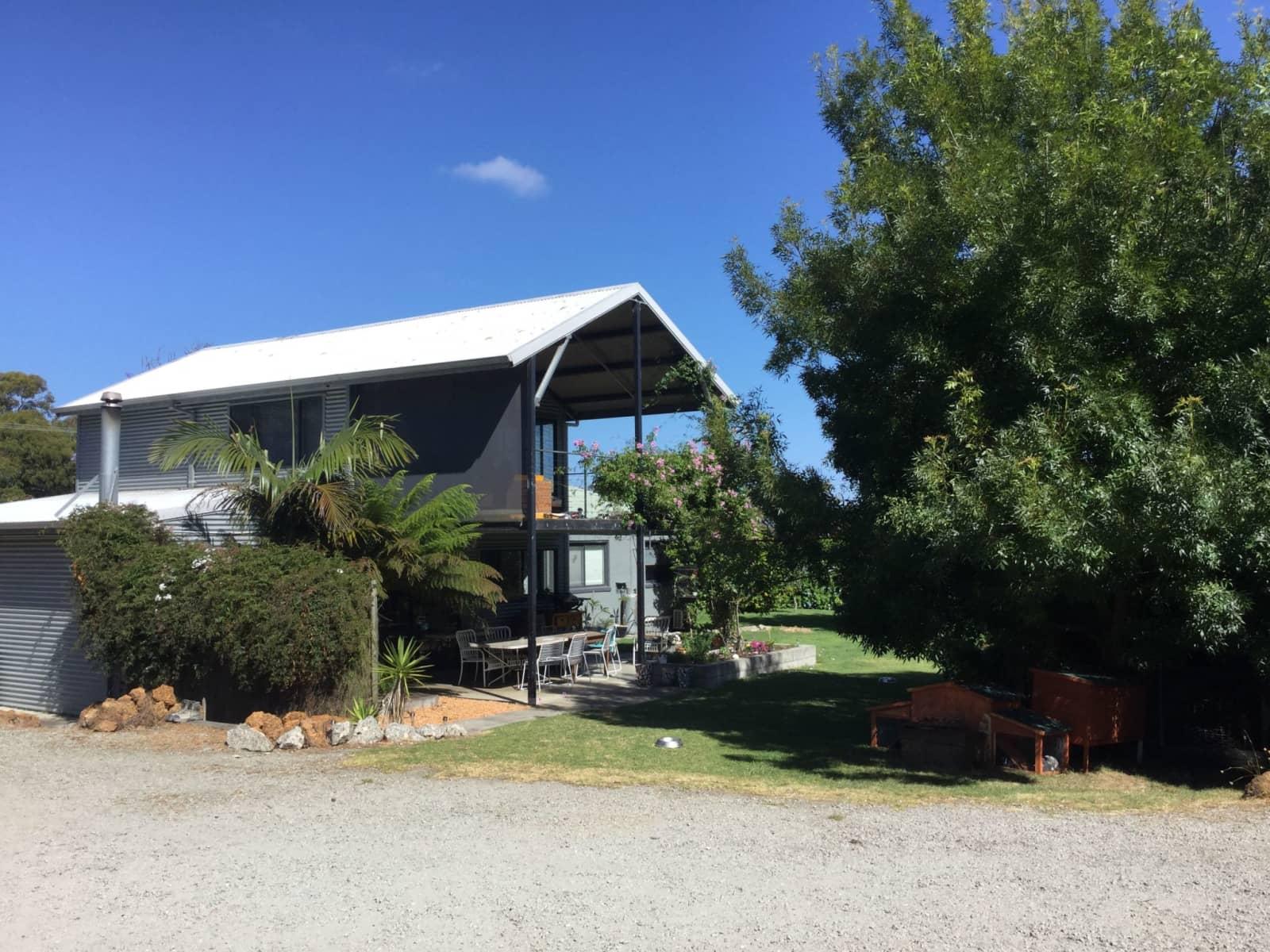 Housesitting assignment in Lower King, Western Australia, Australia