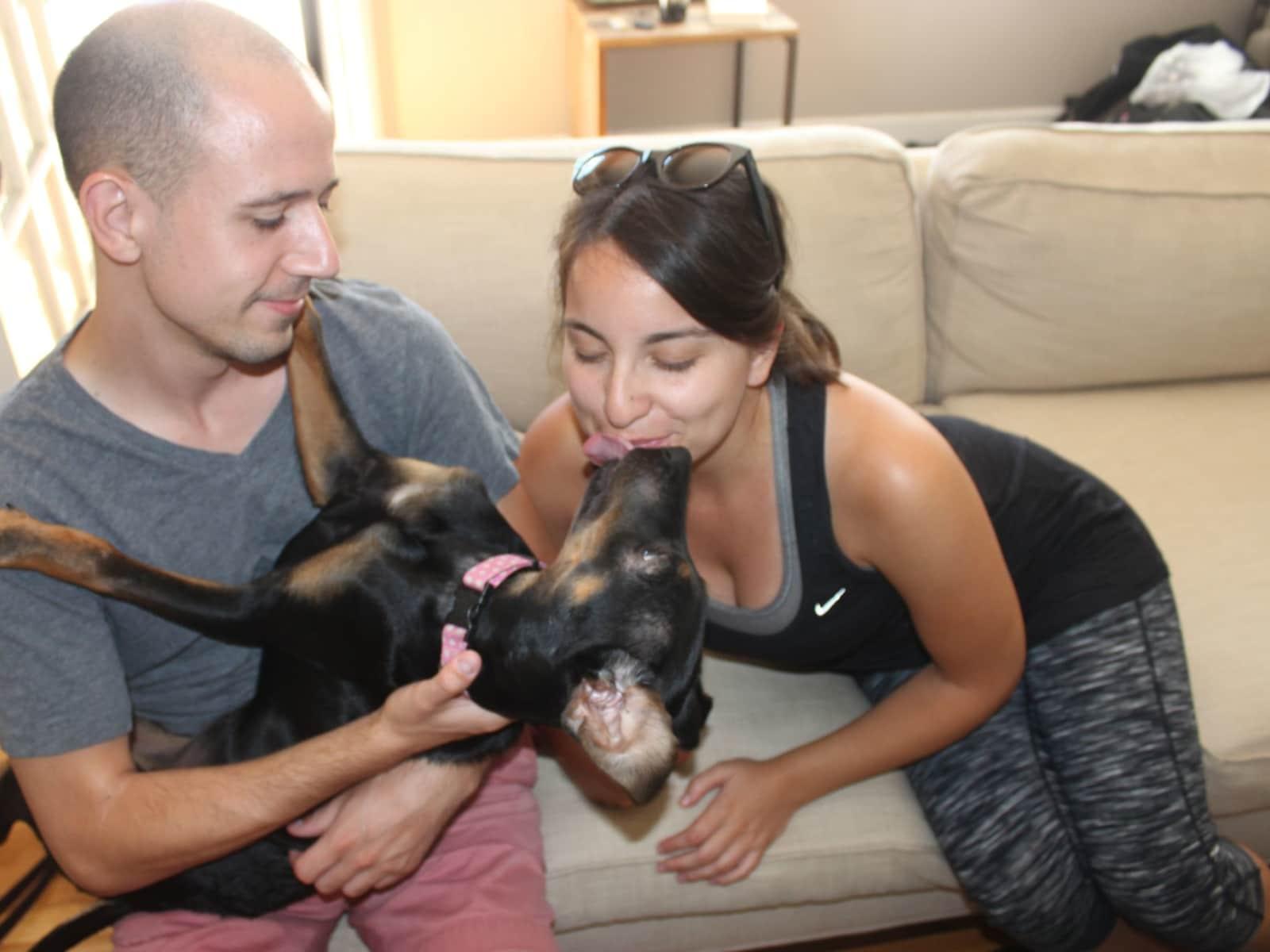 Christina from San Diego, California, United States