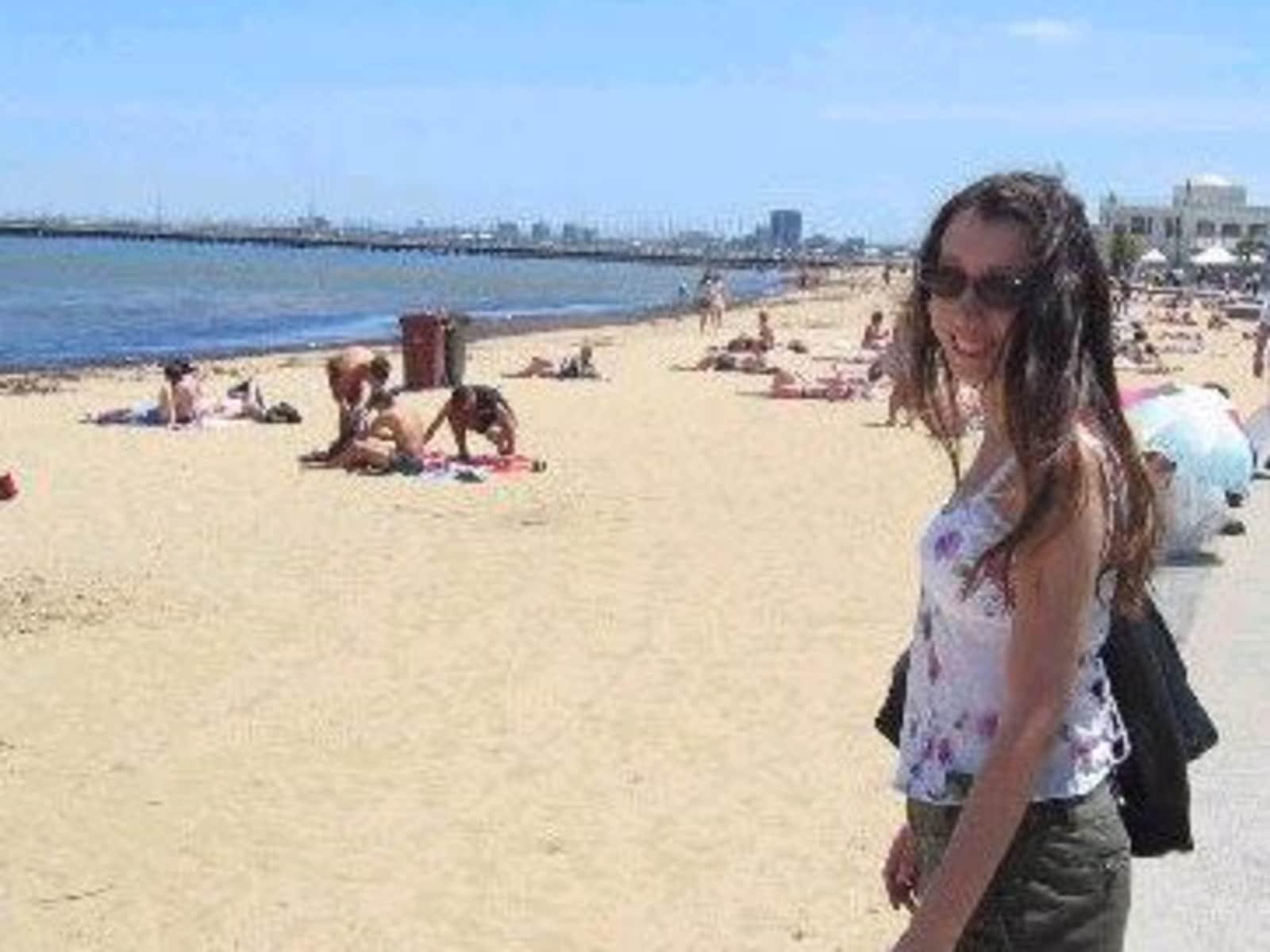 Taryn from Winnipeg, Manitoba, Canada