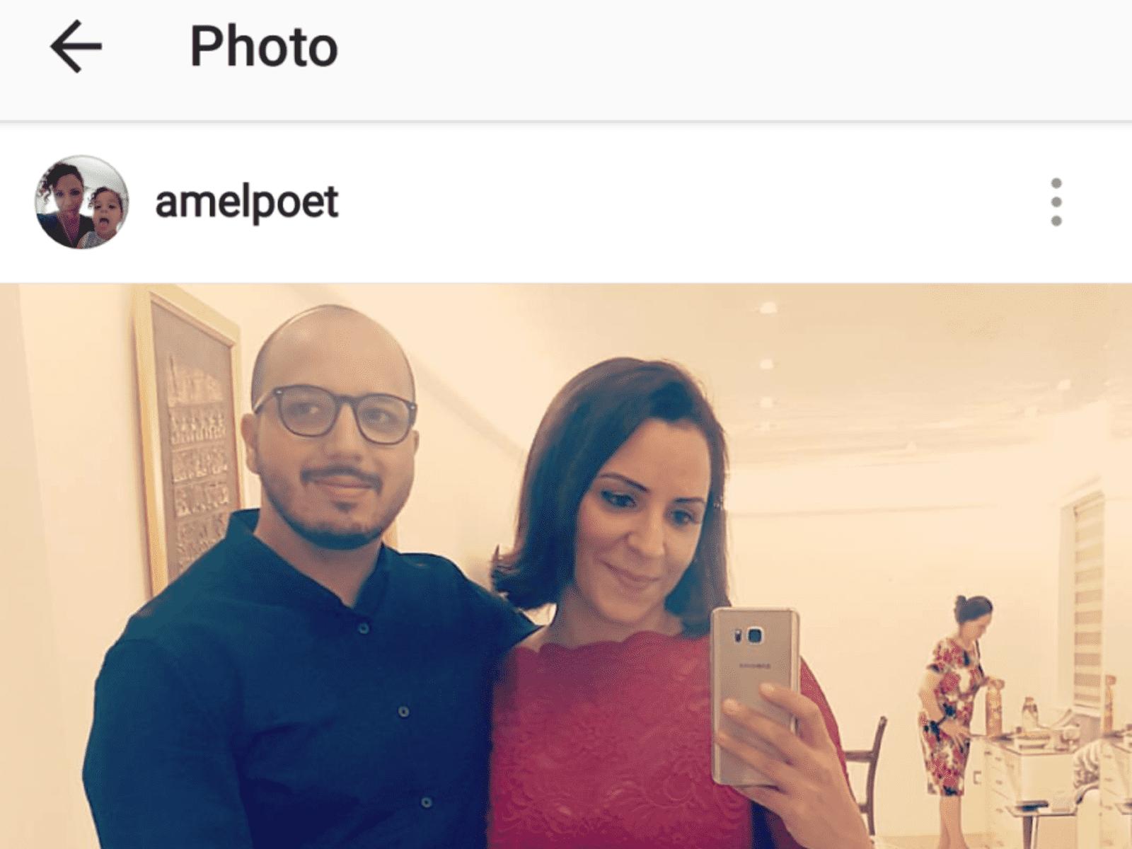 Amel & Hesham from Crowthorne, United Kingdom