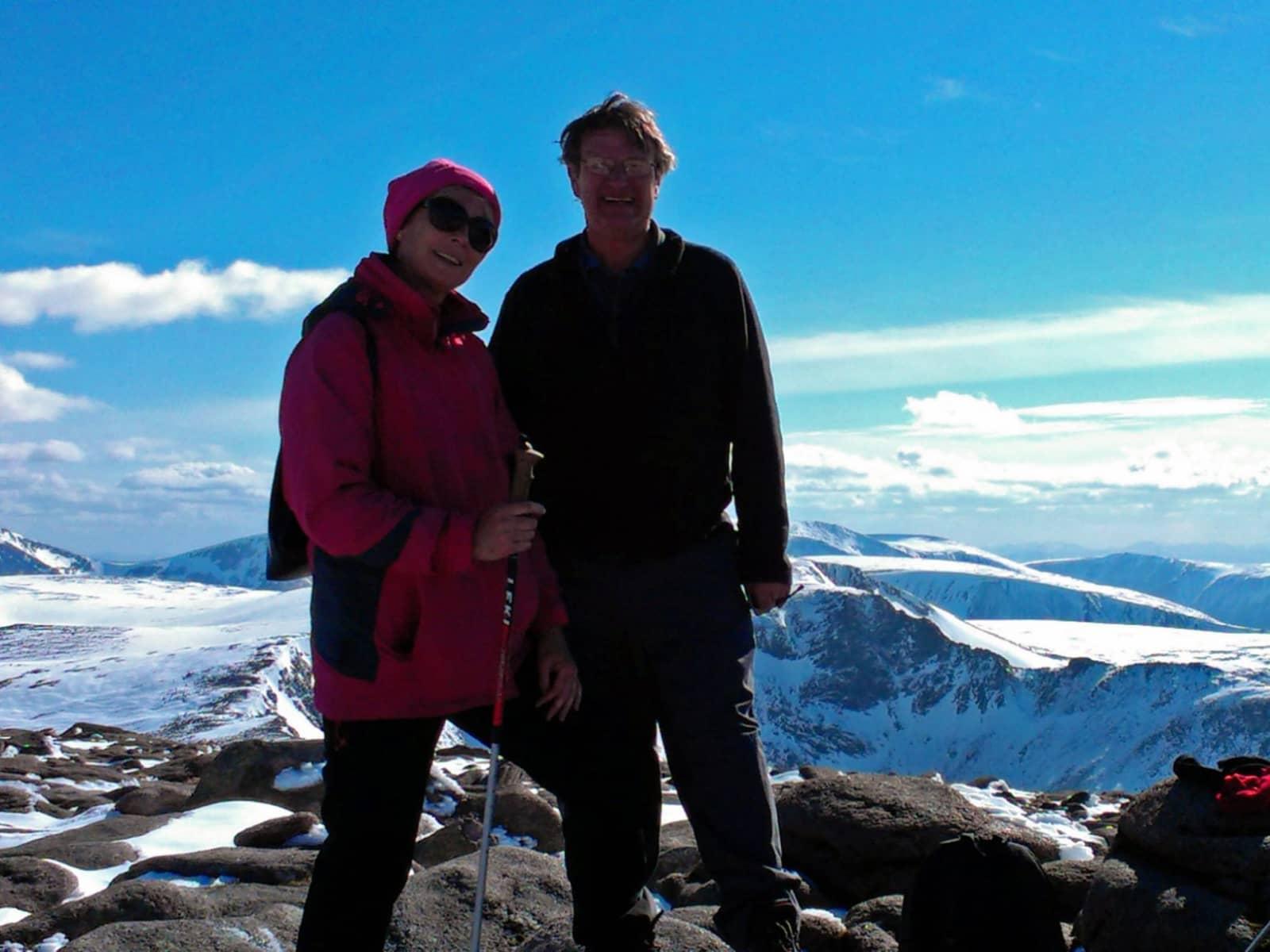 Neil & Sarah from Great Malvern, United Kingdom