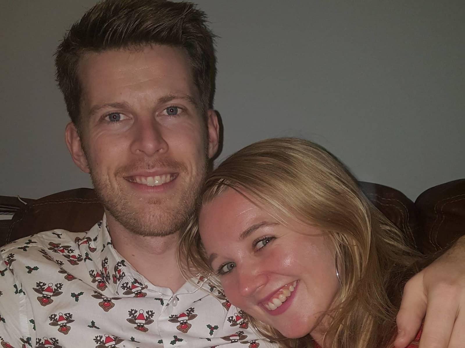 Samantha & Ben from Manchester, United Kingdom