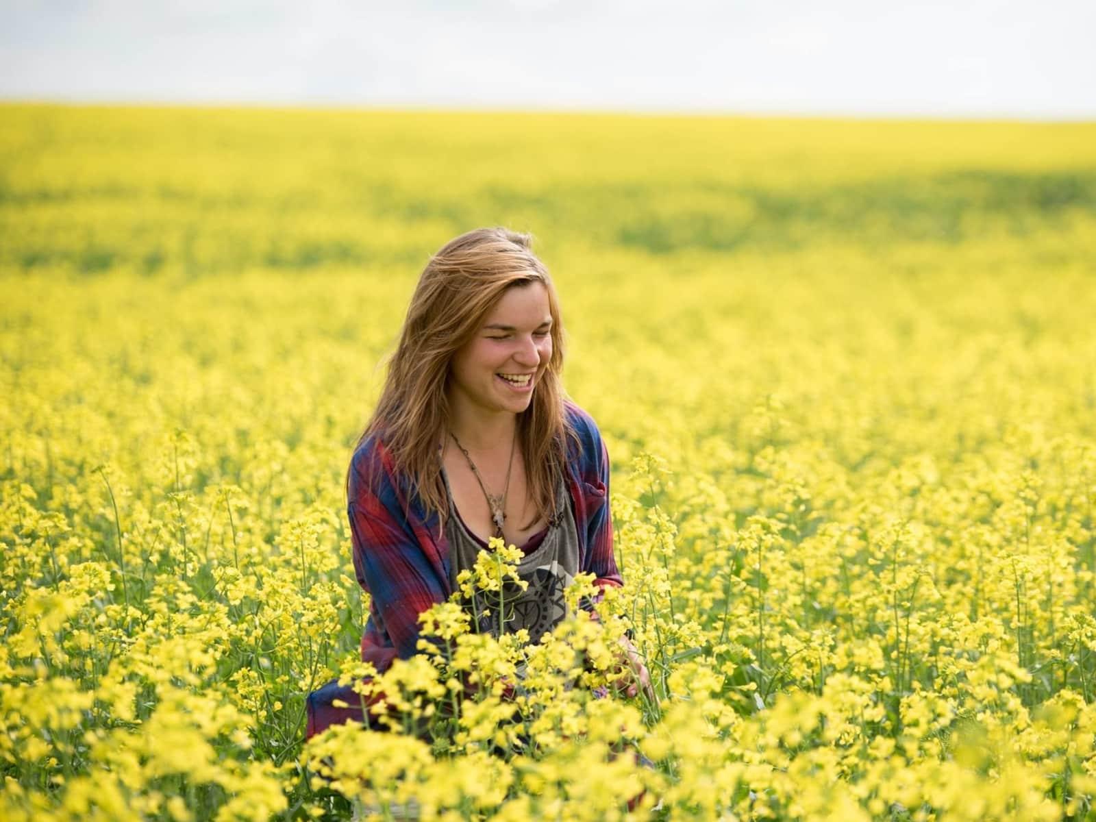 Alexandra from Barrie, Ontario, Canada