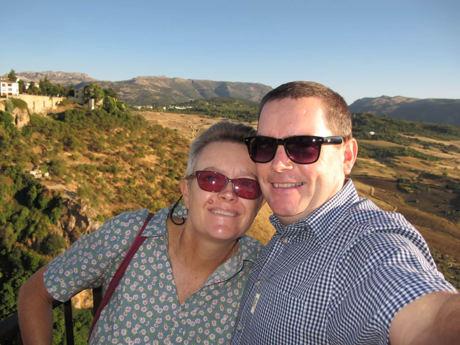 Russ & Trish from Guardamar del Segura, Spain