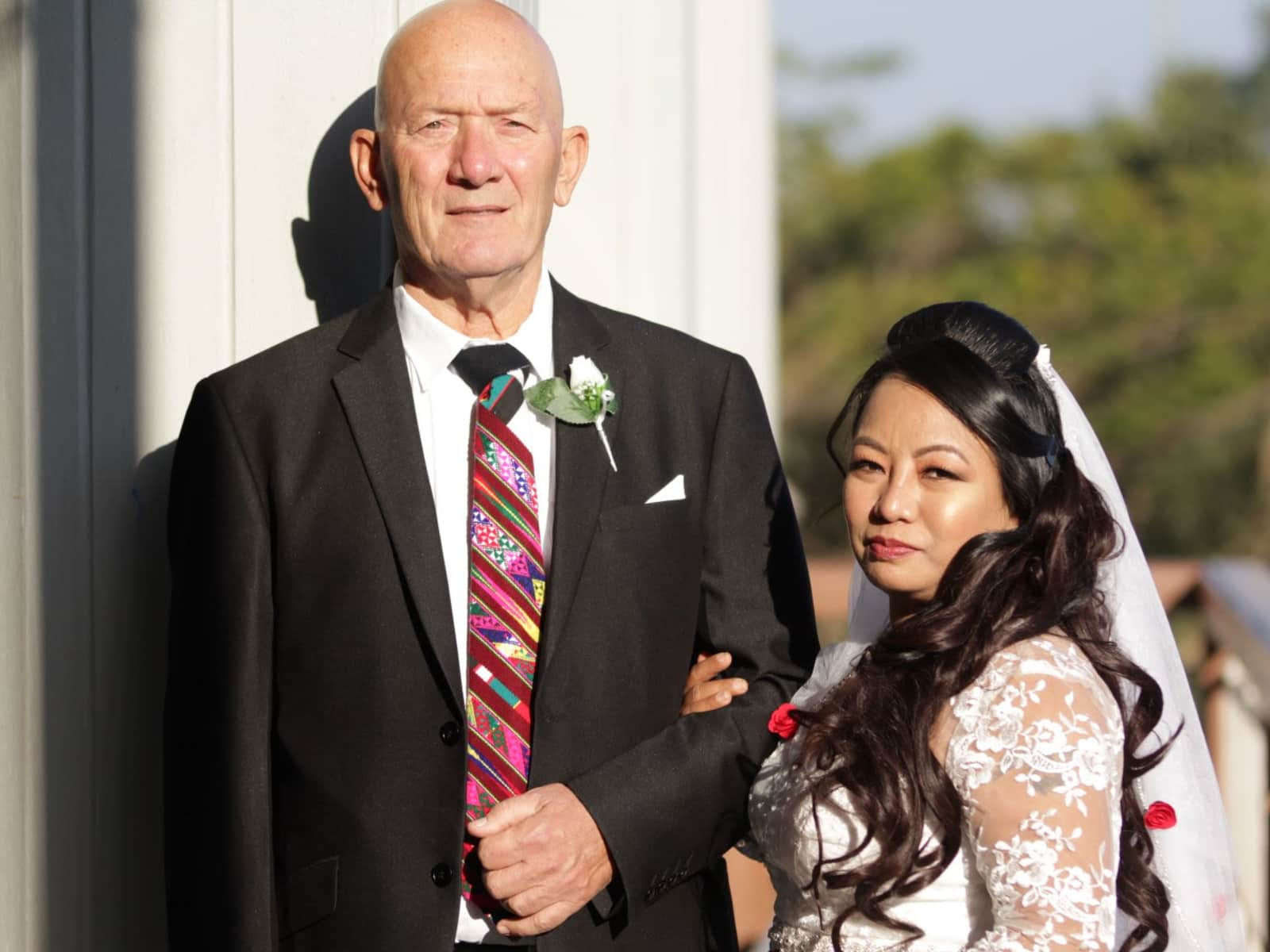 John chapman & Lucy from Fortuna, California, United States