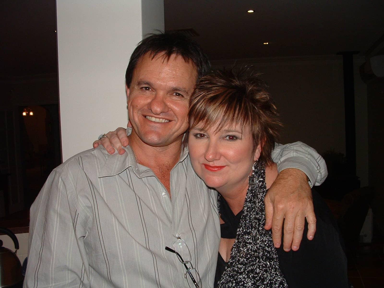 Donna & Vaughan from Carine, Western Australia, Australia