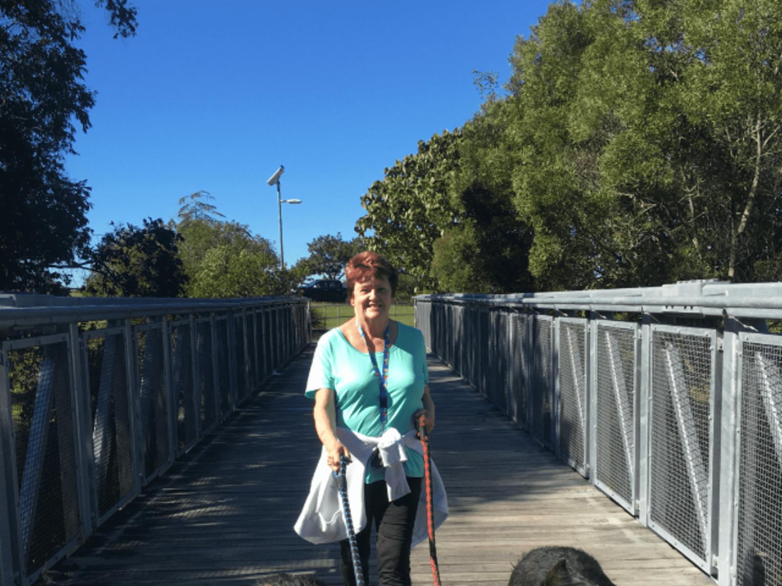 Glenda from Brisbane, Queensland, Australia