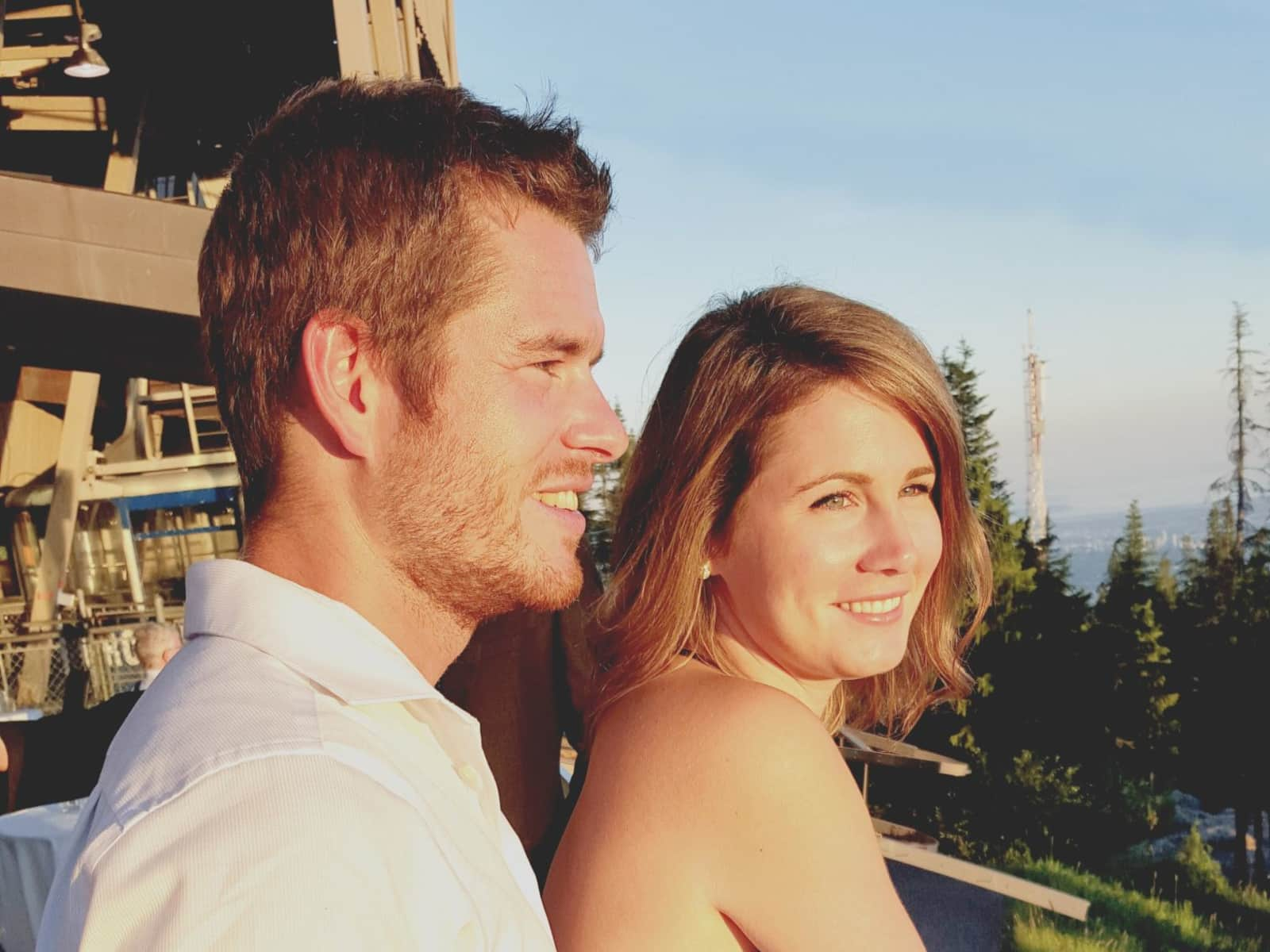 Nicole & Peter from Vancouver, British Columbia, Canada